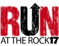 Run at the Rock Trail race
